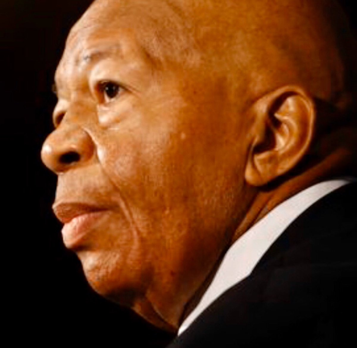 A champion for the poor and downtrodden, Rep. Elijah Cummings has departed. He strove through decades of service to bring justice and dignity to greater numbers in this world. We honor his life and his work, and pledge to continue his fight. Rest now, great soul.