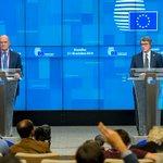 Image for the Tweet beginning: .@EP_President  David Sassoli's speech