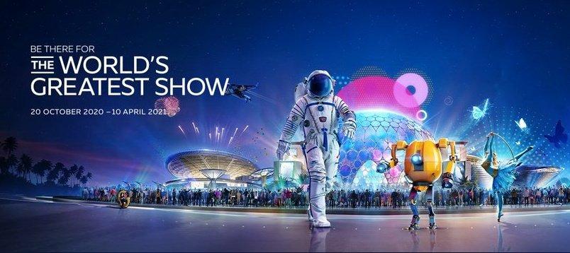 #Expo2020