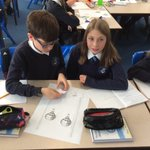 Image for the Tweet beginning: Y7 are calculating with negatives
