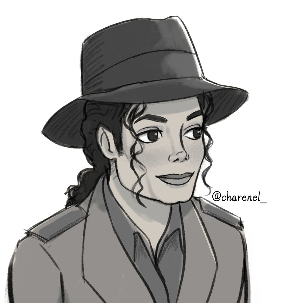 #MJ studies  (I know, the second one is kinda sad ) #michaeljackson #digitaldrawing #art #ArtistOnTwitter #fanart #mjfam #kingofpop #MJInnocent<br>http://pic.twitter.com/HOK9kKXepM