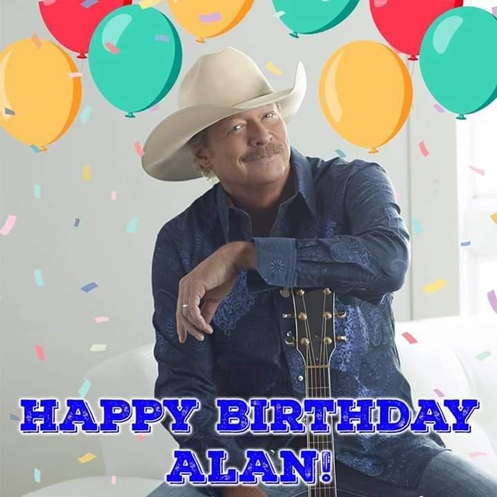 Happy Birthday Alan Jackson! :3