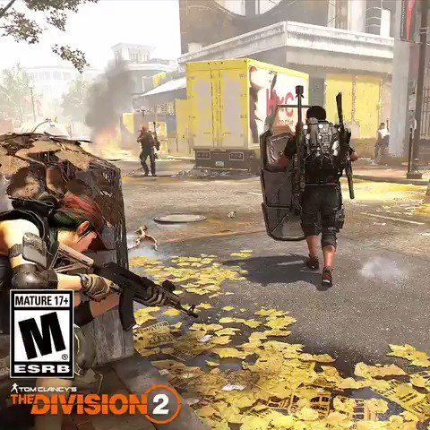 Agent, you've been activated. Play The Division 2 free today through October 20: http://play.st/Div2