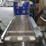 Image for the Tweet beginning: GEA 400mm wide shuttle conveyor.