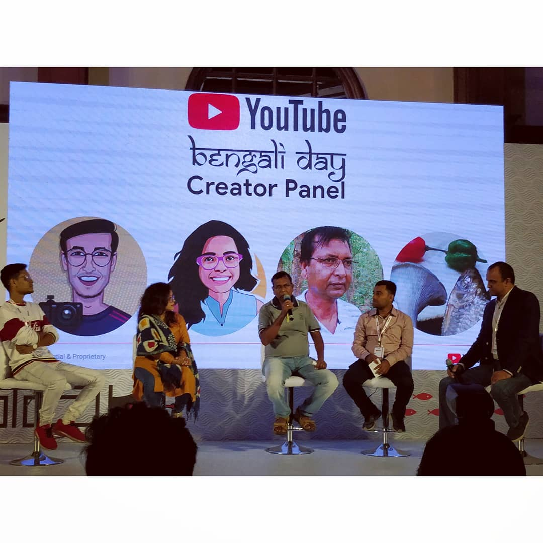 Very proud moment for us ❤️ Thanks @YTCreatorsIndia