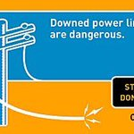 Stay safe and don't touch or drive over downed wires. Call 911 to report and stay away.   @SNEWCT @EversourceCT @DVGoldCoast @TheHourNews @News12CT @TheHourNews @Norwalk_CT