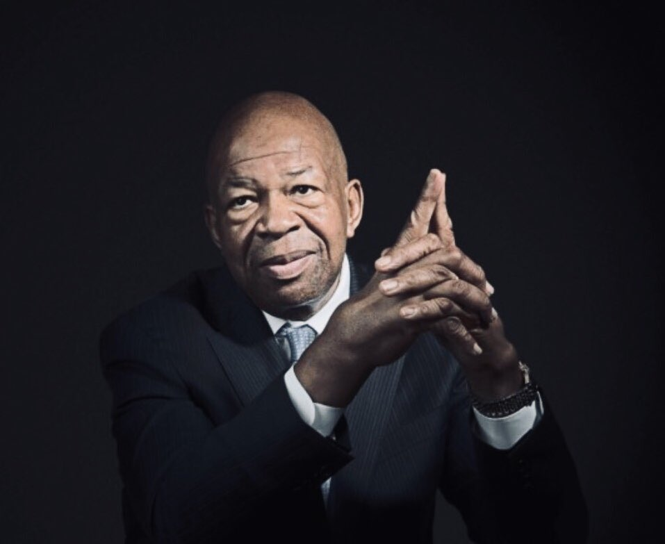What a devastating loss for the country. We were blessed to be guided by his moral compass and his relentless commitment to bend the arch of the universe just a little more toward justice. Rest in Power, @RepCummings 🙏🏾.