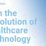 Image for the Tweet beginning: Medicalchain uses #blockchain technology to