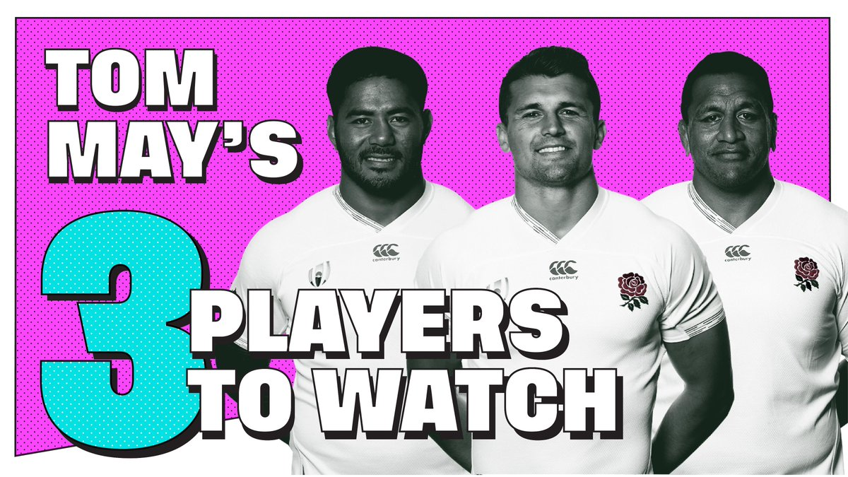 test Twitter Media - #ENGvAUS  @TomMay1 picks out three players to watch this Saturday when England take on Australia in the quarter finals of the @rugbyworldcup: https://t.co/yvl60wKg6l https://t.co/KmhxTo2rec