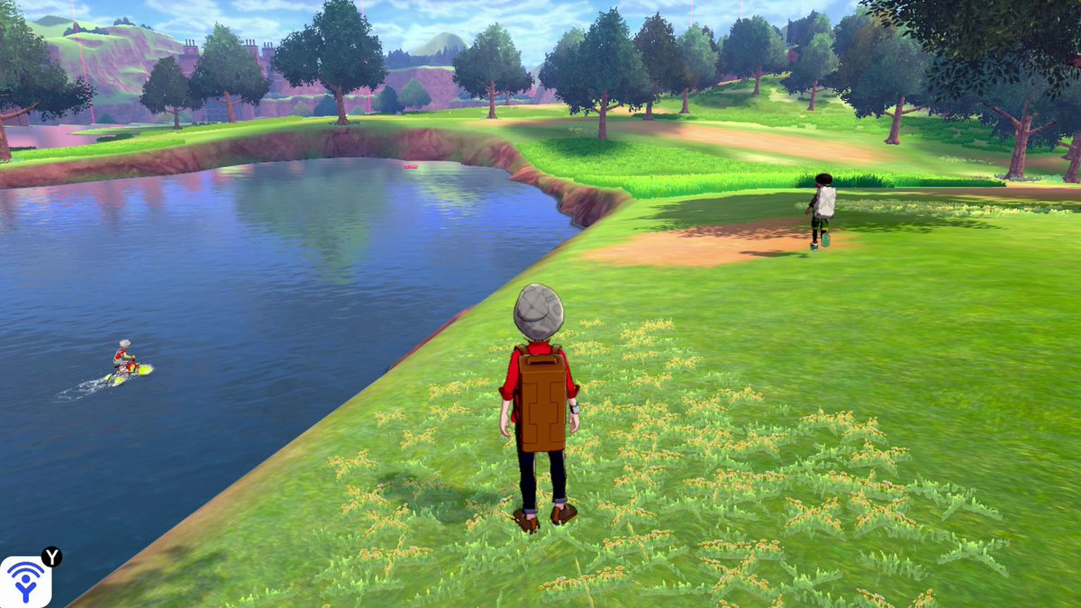 Pokémon Sword and Shield's first two hours are both wild and enchanting. Here's what we thought after playing it: https://www.eurogamer.net/articles/2019-10-17-hands-on-with-the-wild-enchanting-first-two-hours-of-pokemon-sword-and-shield…