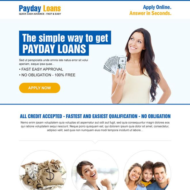 quick payday loan
