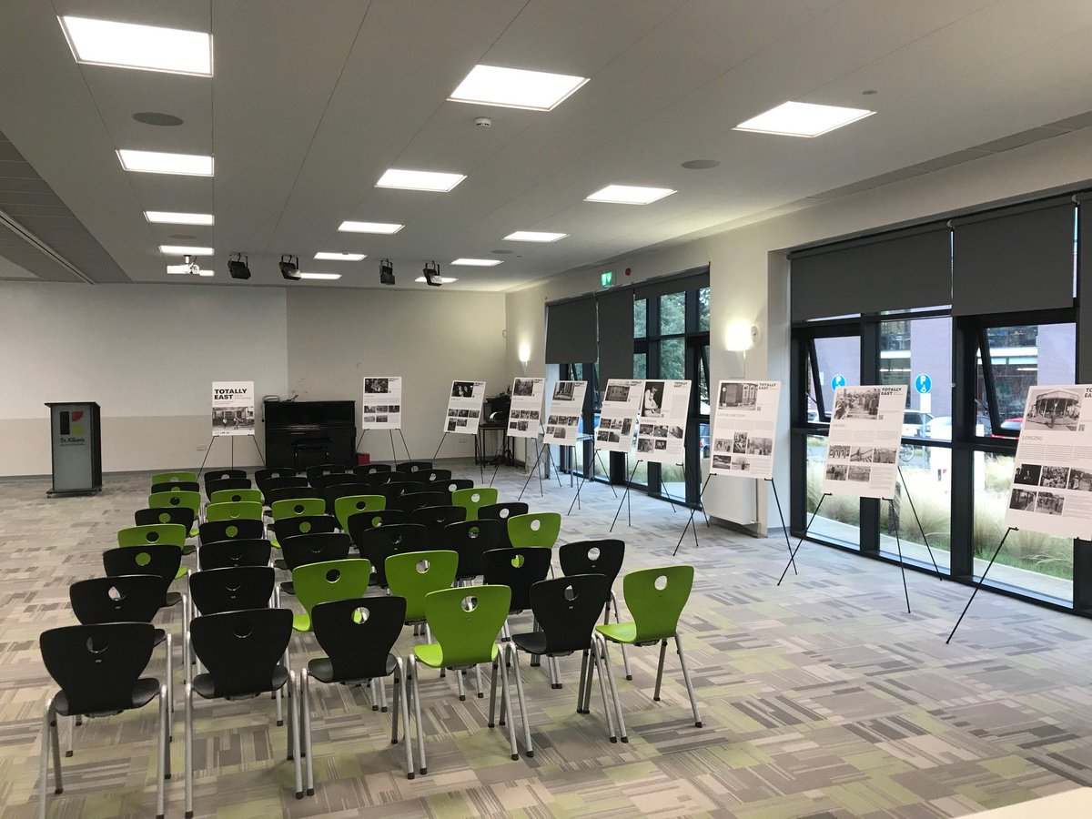 test Twitter Media - Delighted to be showing the #TotallyEast photographic exhibition at St. Kilian's for the next week! Looking forward to welcoming the German Ambassador to our school shortly to officially open the exhibition. @BotschaftDublin @GI_Irland @WDAeV https://t.co/fUelD0acP5