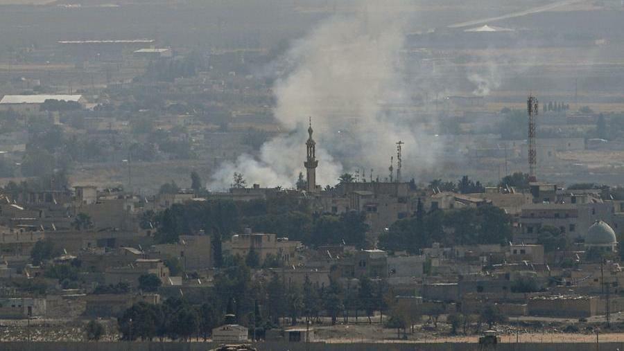 Siria, i curdi accusano la Turchia: usate armi chi...