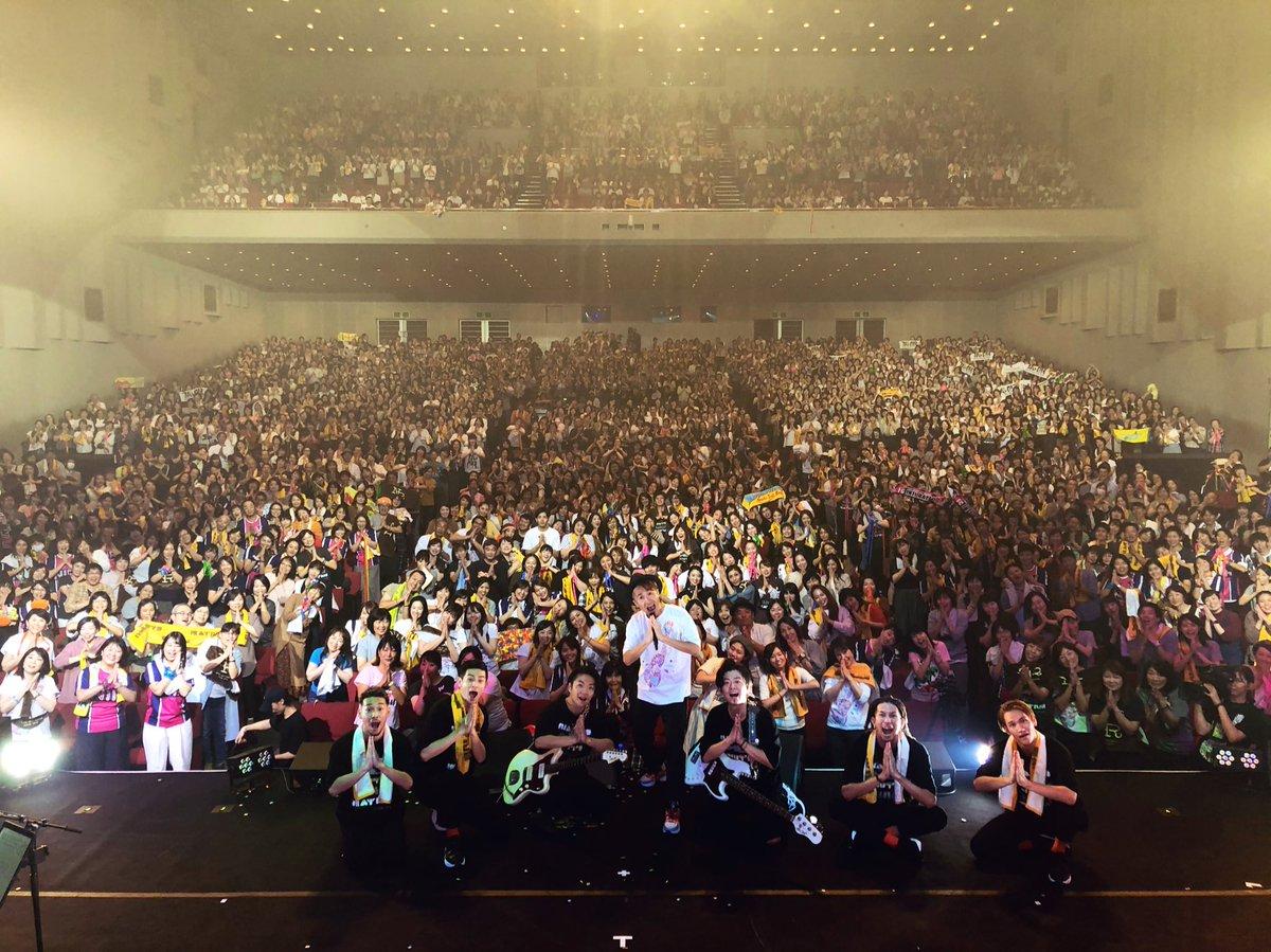 本日のナオトは、令和初の全国ツアーは7本目@東京!!盛り上げて頂いたみなさま、ありがとうございました!明日も東京公演!!参加されるみなさま、準備はできていますか?世界リリースしたMVもぜひご覧ください。