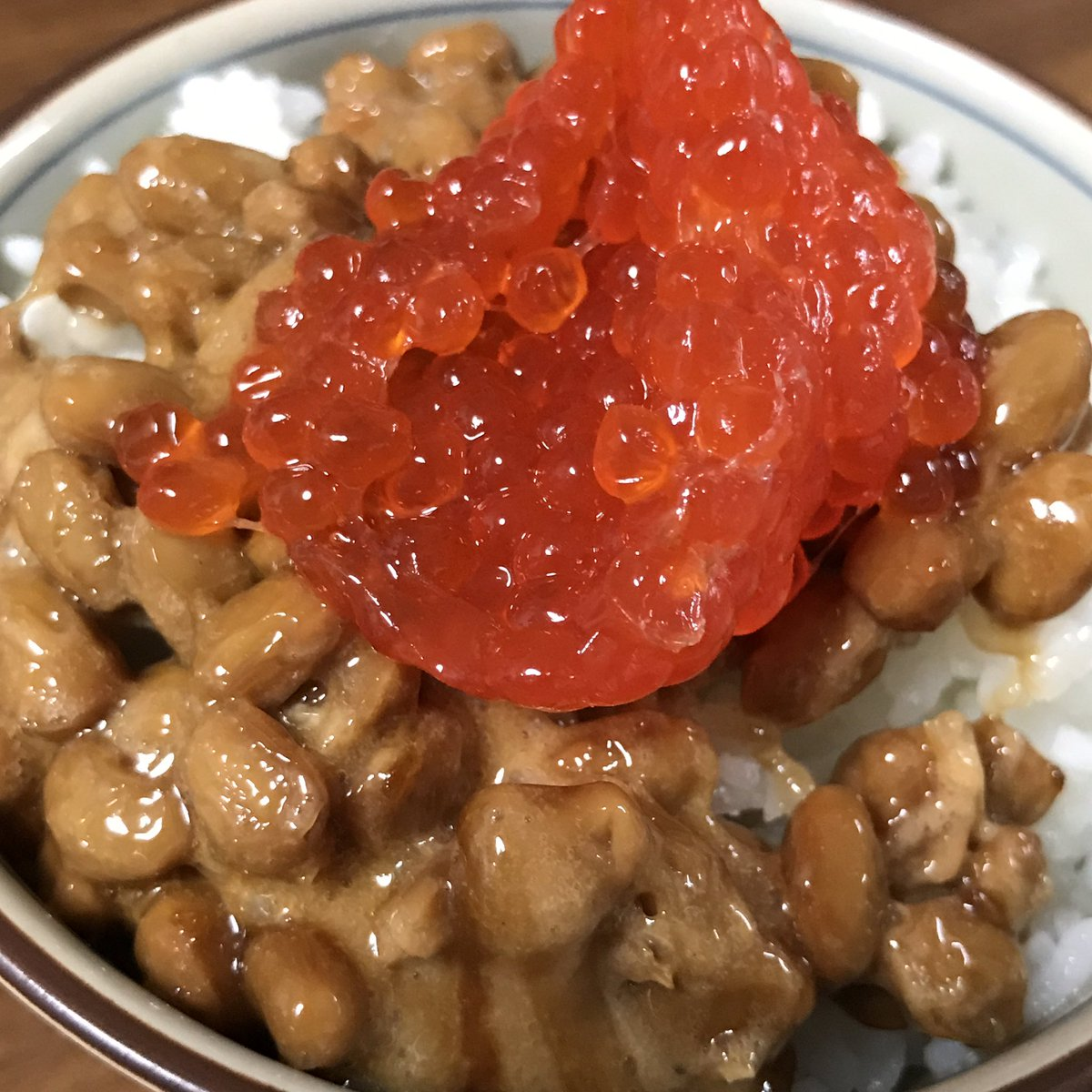 筋子 納豆