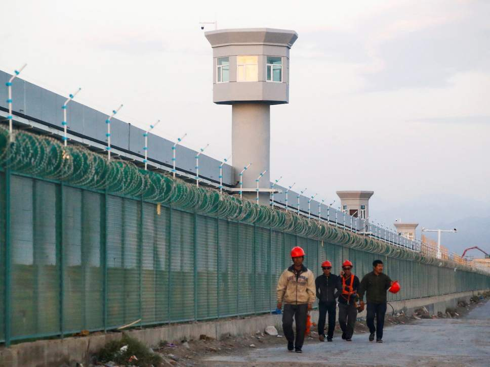 Wow! China has been denying the magnitude of its detention of one million Uighur Muslims for forced indoctrination, but even Beijing now admits plans for 500,000 vocational training sessions each year between 2019 & 2021--its euphemism for the detention. trib.al/uS7ev8Y