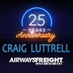 Image for the Tweet beginning: Congratulations to Craig Luttrell for