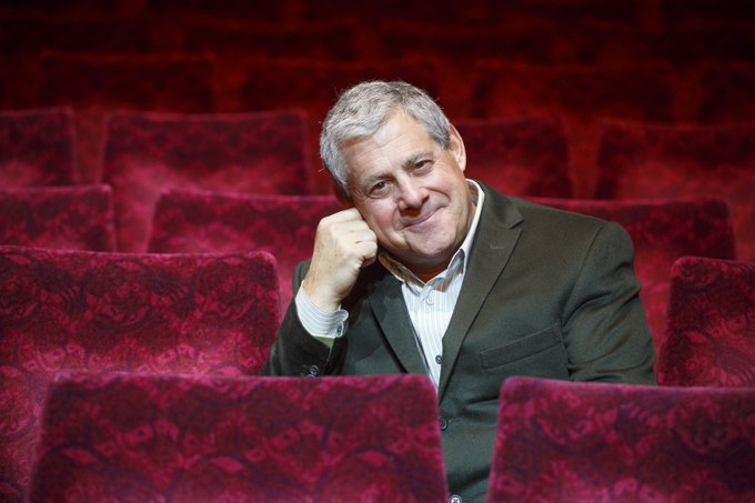 From all of us at Happy Birthday to our prolific and preeminent producer, Sir Cameron Mackintosh!