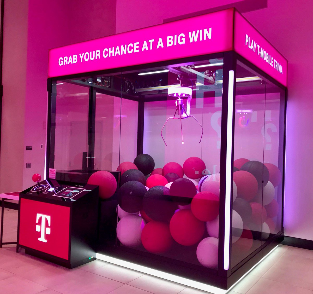 T Mobile Mag Mile On Twitter We Had Another Winner Of The