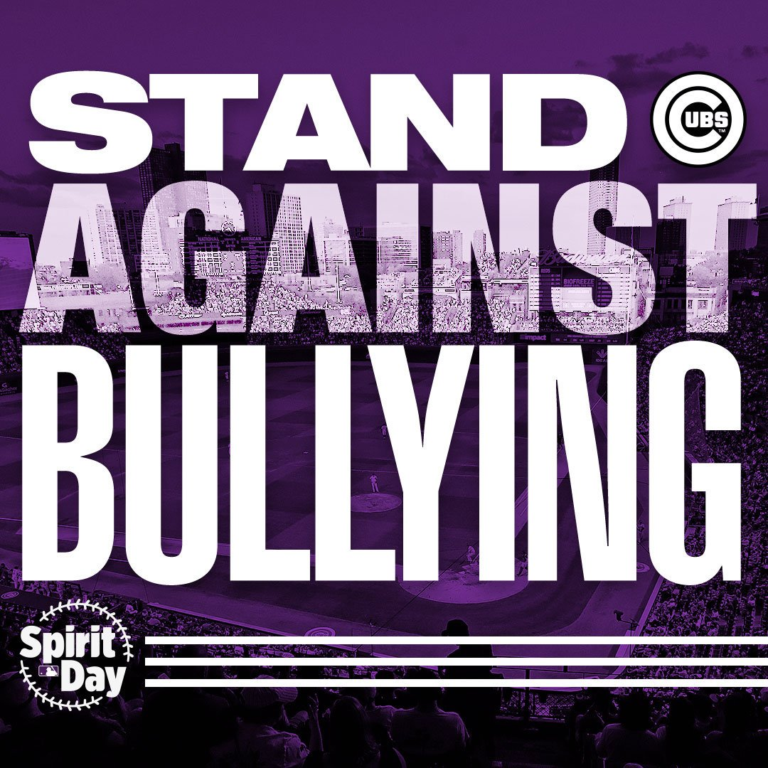 Today and every day, we are proud to join @MLB in taking a stand against LGBTQ bullying. #MLBSpiritDay<br>http://pic.twitter.com/lBDoko6n0e