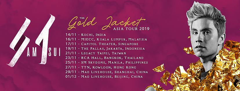 1 MONTH TO GO!! @SamuelTsui live in Singapore. Tickets still available - https://t.co/ln4AuRErOA https://t.co/iLUmxSm2Gb