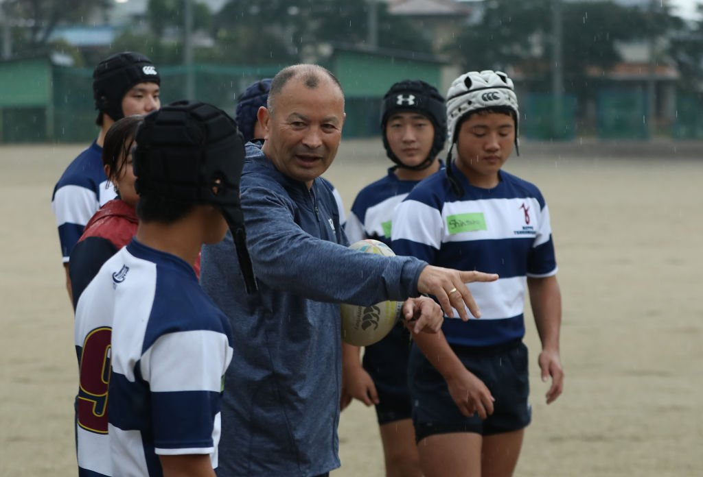 test Twitter Media - Eddie took time out to run a coaching session at the Tsurumigaoka High School in Beppu earlier today.   Check out some of the highlights on our @instagram story: https://t.co/SH7JQAt5c3 https://t.co/5f8kOy3lXH