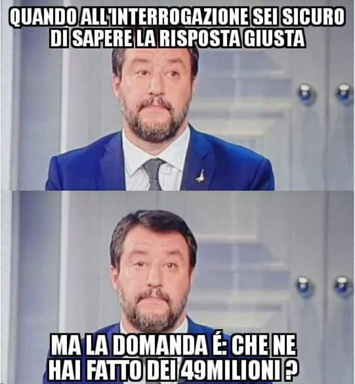 #MatteoVsMatteo
