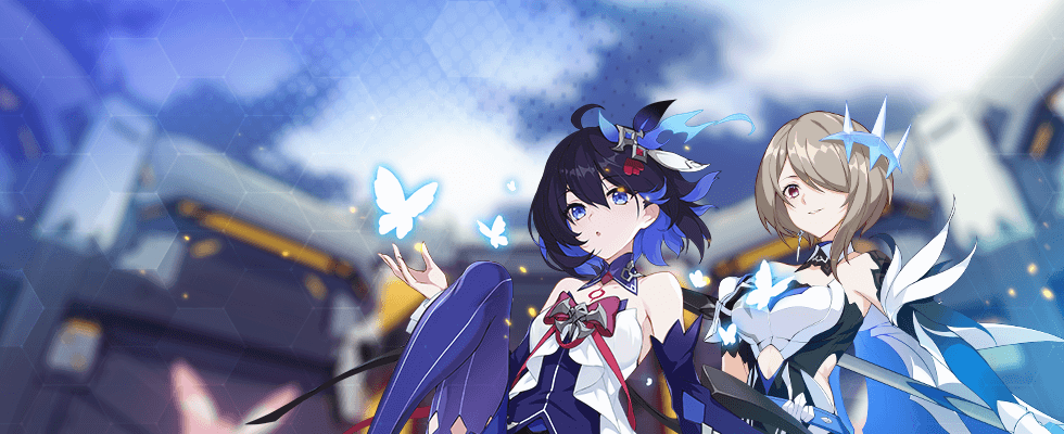 Seele B'day Expansion [Argent Knight: Artemis] and [Swallowtail Phantasm] available in Expansion Supply!  =====[Supply Duration]===== 12:00, OCT 18 ~ 12:00, OCT 25  #HonkaiImpact3rd #HonkaiImpact3 #miHoYo