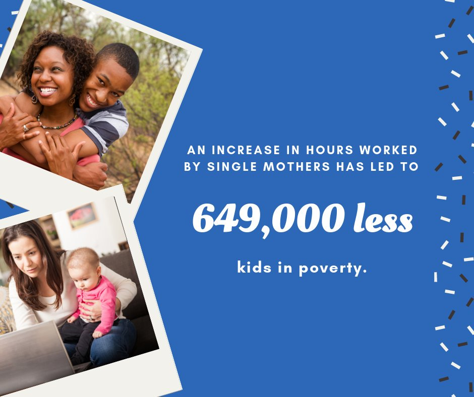 Female headed households are on lifting themselves out of poverty through work. https://t.co/ioTIbe2ezW#makinggeorgiagreat #makingGAgreat#poverty#GCO#Breakthrough#successsequence