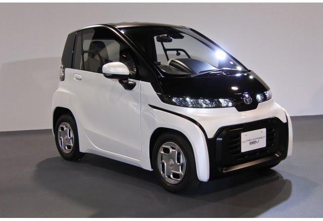 トヨタ、2人乗り超小型EVを2020年発売予定…東京モーターショー2019で先行公開へ | レスポンストヨタ、超小型EVを20年冬発売 「日常の足」照準: 日本経済新聞これほしいなー