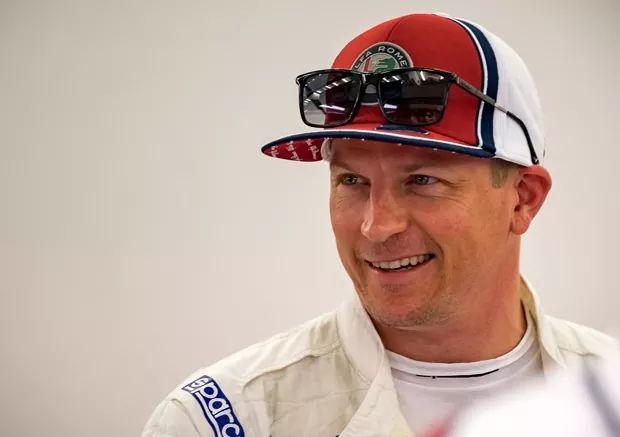 Happy 40th birthday  Kimi Raikkonen