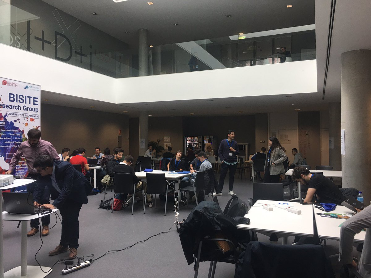 test Twitter Media - @VICINITY2020 participating in a multidisciplinary #hackathon #iot #business #legal #social https://t.co/tO2T27XQkc