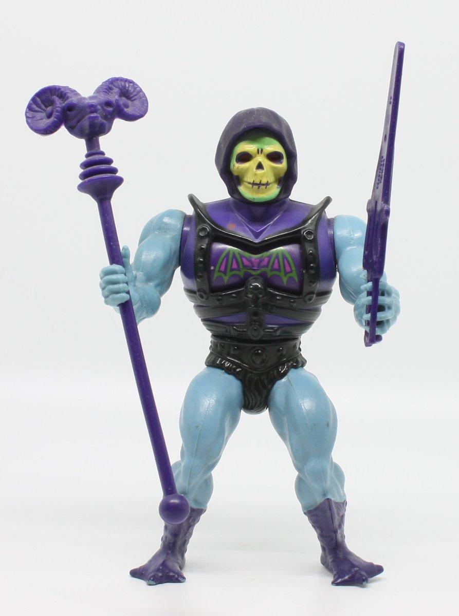Battle Armor Skeletor – Evil Lord of Destruction (1984)    #BattleArmorSkeletor #MOTU