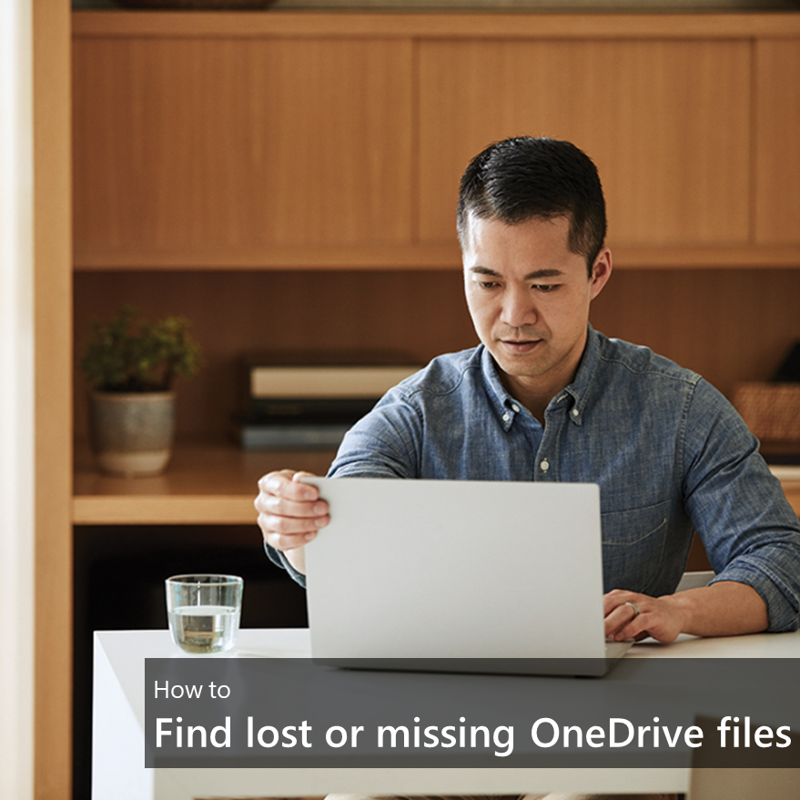 When @OneDrive files go lost or missing, it's time to split up and look for clues 🕵️ Here are a few suggestions to start your search 🔍http://msft.social/wY3ZwT
