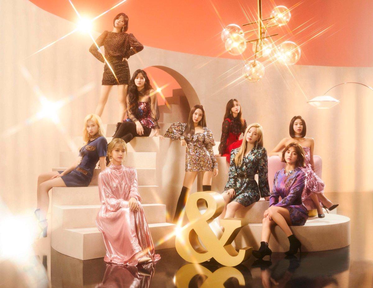 「いい音楽で一度、素晴らしいパフォーマンスで二度」世界を魅了させる #TWICE11月20日(水)リリース!JAPAN 2nd ALBUM『&TWICE』リード曲「Fake & True」Music Video解禁✨