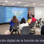Image for the Tweet beginning: La transformación digital de #Impuestos