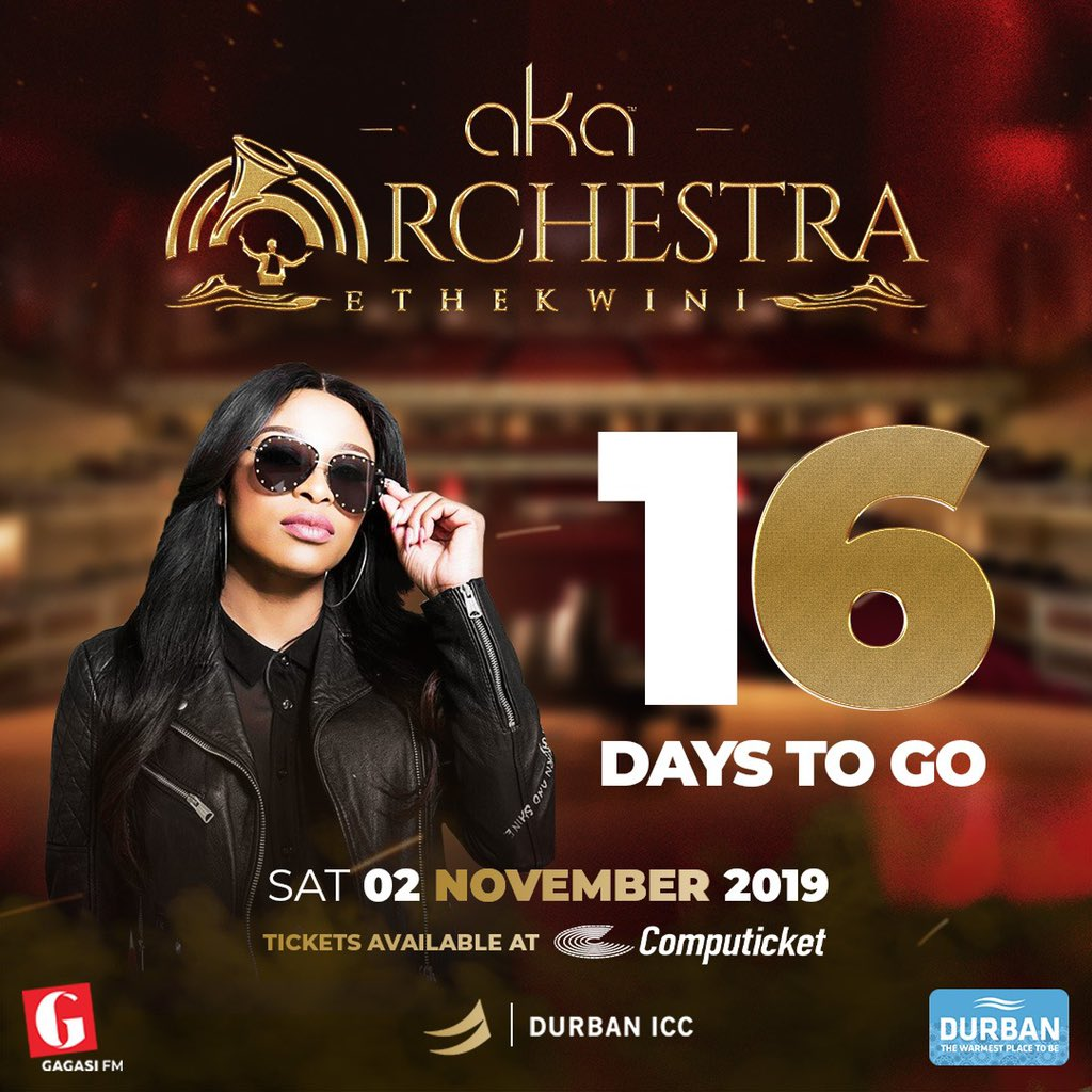 2nd of November is the date to remember!  #AKAOrchestraEThekwini Tickets available at @computicket NOW<br>http://pic.twitter.com/YM0t2P8ucD