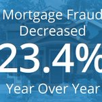 In Q3 of 2019, the CoreLogic National Mortgage Application Fraud Risk Index decreased significantly quarter over quarter and year over year. See where mortgage #fraud risk stands: https://t.co/m3tB9lVnrL