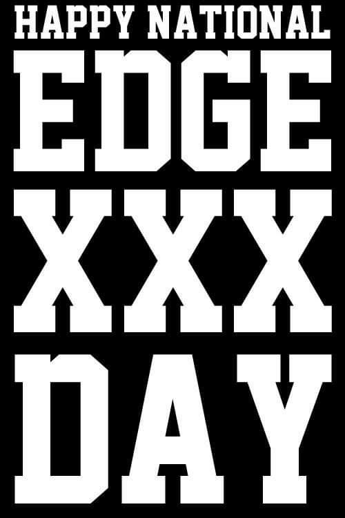 #StraightEdge