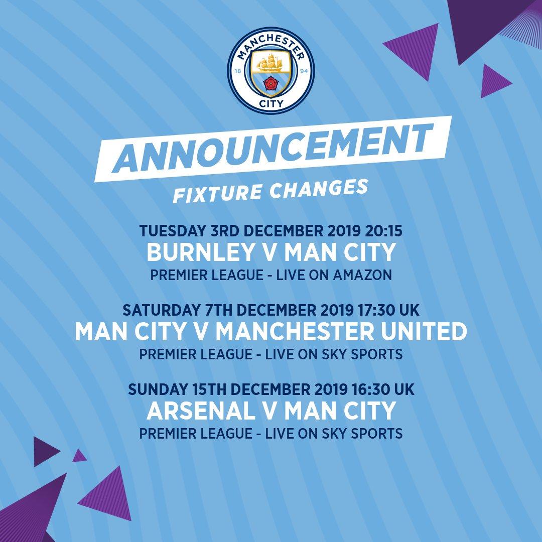 Manchester City kritisiert Spielplan der Premier League zwischen Weihnachten und Neujahr