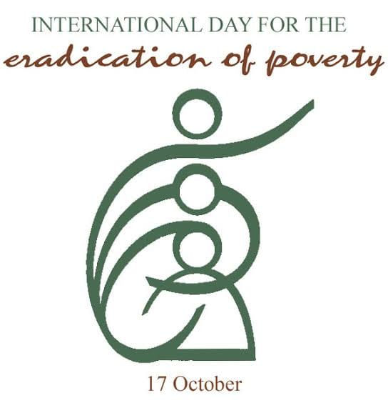 More than 700 million people, which is 10 % of the world's population still lives in extreme poverty. Education is the most powerful weapon which you can use to change the world. #PovertyEradicationDay