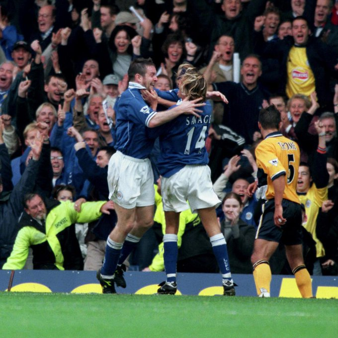 Happy birthday to former Foxes, Gerry Taggart and Robbie Savage!
