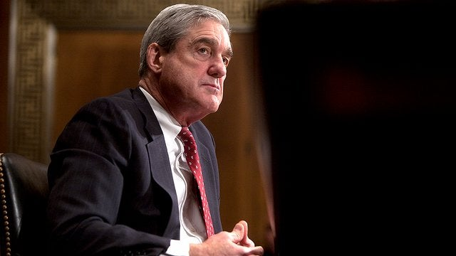 JUST IN: Federal judge rules Justice Dept improperly redacted court filing related to Mueller probe