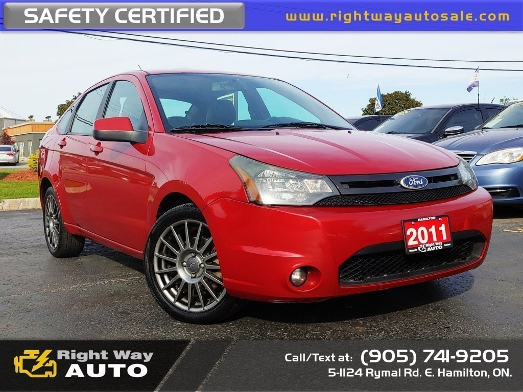 Rightway Auto Sales >> Right Way Auto Sales Hamilton On Twitter 2011 Ford Focus