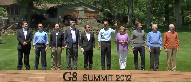 No wonder @realDonaldTrump doesn't want to hold the G-7 Summit at Camp David.  That's where REAL Presidents do it.  #EmolumentsClause