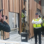 #TBT To our trip up to the @NZBuildings Factory  in Newmarket to capture imagery of these incredible sustainable modular buildings in the making   #ContentMarketing https://t.co/7Tp61xB0V2