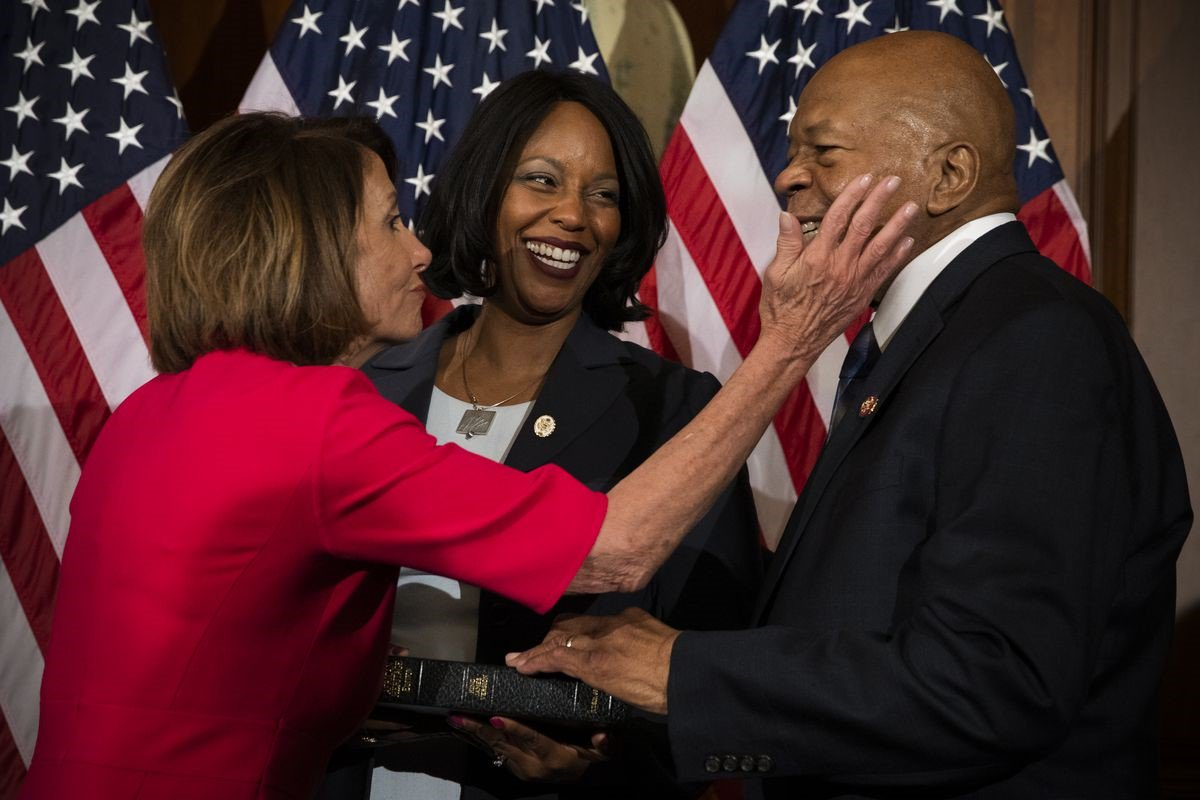 The House has lost our North Star. Chairman Elijah Cummings was a leader of towering character & integrity. His wisdom, his warm friendship and his great humanity will be deeply missed. Rest in peace, my friend. speaker.gov/newsroom/101719