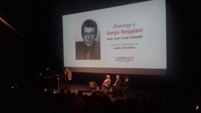 hommage Serge Reggiani