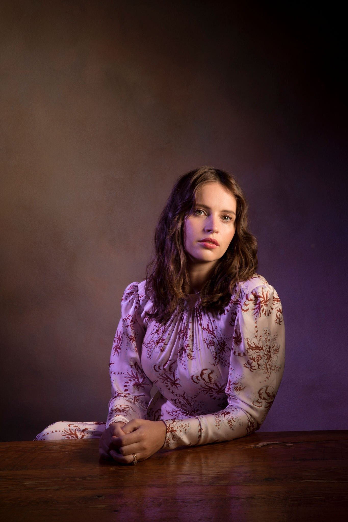 Felicity Jones appreciation message.  Happy 36 birthday, godess.  (2)