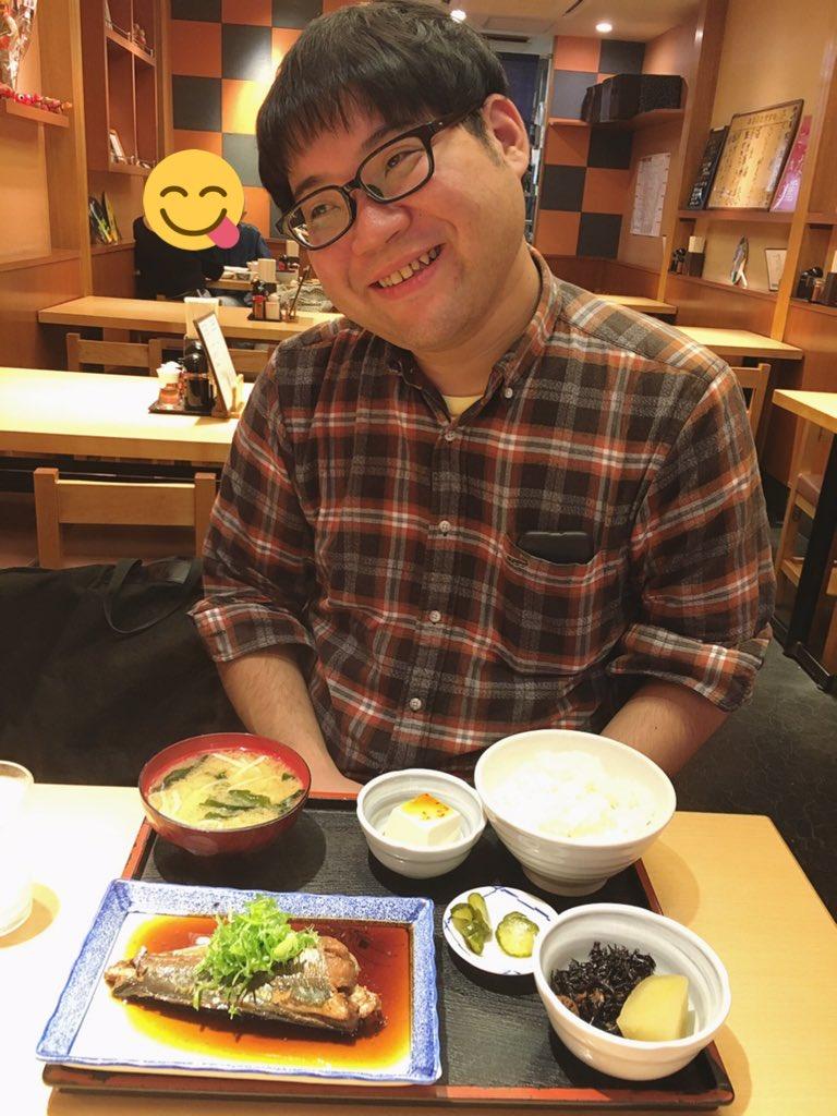 今日は一日ありがとうございました!絶対合格したと思ってふんぱつして浅草で良い定食を食べてたごきげんな時間、そして色々忘れるくらい最高に楽しかった『ドジお兄』終演後!